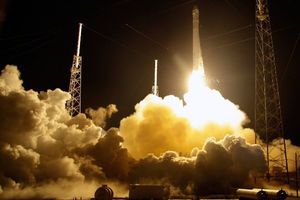 پرتاب فضاپیما