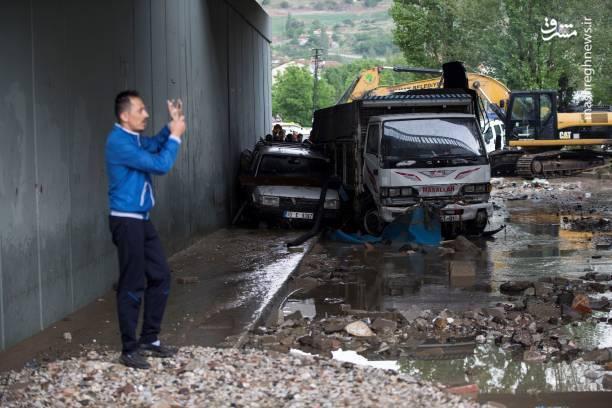 عکس سیل سیل وحشتناک سلبریتی بیسواد زندگی در ترکیه دروغ سلبریتی ها حوادث ترکیه بلایای طبیعی در جهان اخبار ترکیه اخبار بین المللی امروز