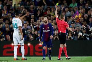 دیدار تیمهای بارسلونا و رئال مادرید