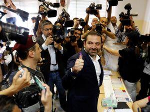 تحقیر حریری در غرب بیروت/ نامزد مطلوب سعودیها اصلا رای نیاورد