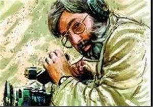 """فیلم/""""جان بیدار""""با صدای مانی رهنما در رثای شهید آوینی"""