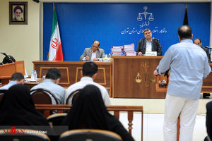 ششمین جلسه دادگاه عوامل داعش در ایران
