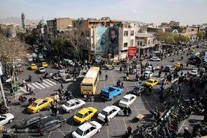 تغییر ساعات پیک ترافیک تهران در ماه رمضان
