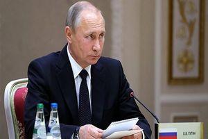 توصیه پوتین به غرب: از خط قرمزها عبور نکنید