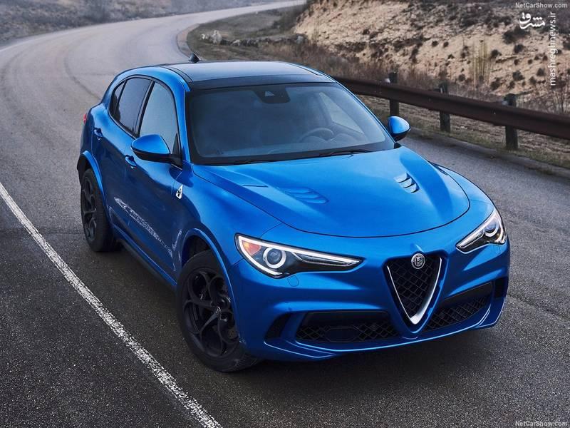 خودرو مدرن روز که احتمالا یکی از سریعترین  شاسی بلندهای جهان به شمار میآید از نگاه زیباییشناسی نیز به خوبی نمایانگر عنصر ایتالیایی است.