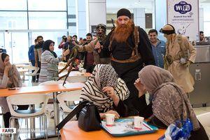 حمله دوباره داعشیهای مجازی به حاتمی کیا و «به وقت شام» +تصاویر