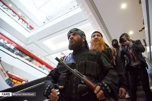 واکنش بازیگر داعشی حرکت تبلیغی «به وقت شام» علیه هجمهها +عکس