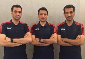 اختلاف نجومی دستمزد داوران فوتبال در ایران و اروپا