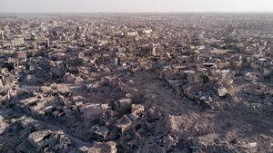 عکس/ موصل؛ 8ماه پس از آزادی