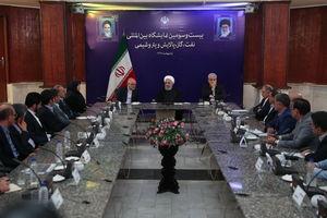 فیلم/روحانی:دشمنان دوست ندارند ما جشن انقلاب بگیریم