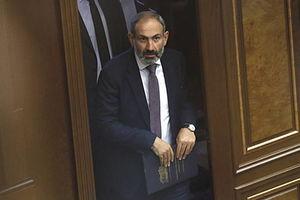 عکس/ انتخاب نخستوزیر جدید ارمنستان