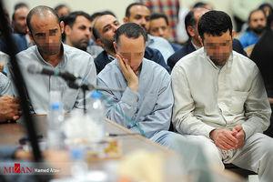 عکس/ آخرین جلسه دادگاه عوامل داعش در تهران