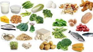 غذای سرشار از کلسیم