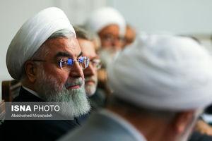 عکس/ جلسه شورای عالی انقلاب فرهنگی با حضور حسن روحانی