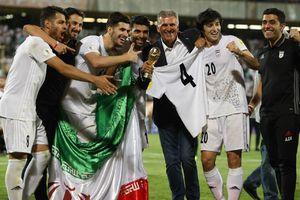 زمان بدرقه تیم ملی و رونمایی از سرود جام جهانی