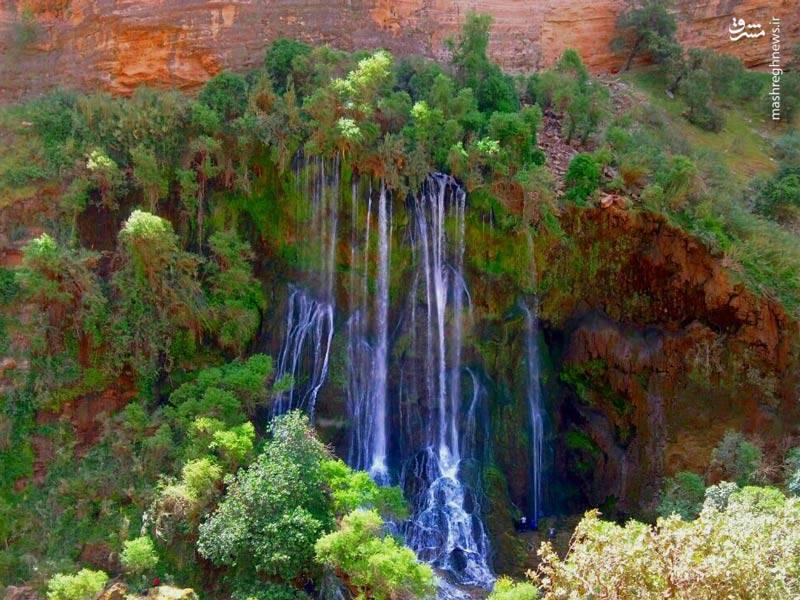 آبشار شوی بزرگ ترین آبشار طبیعی خاورمیانه جواهری ارزشمند در کشور است که پتانسیلهای بالقوهای برای تبدیل شدن به یکی از مهمترین جاذبههای این مرز و بوم را دارد.