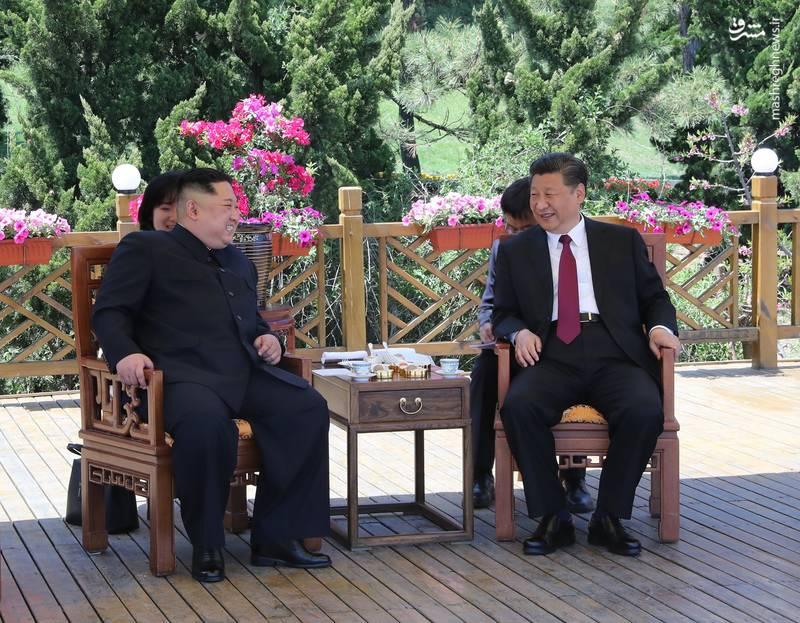 رهبر کره شمالی گفت که اگر دنیا از سیاستهای خصمانه خود خودداری کند، پیونگ یانگ دیگر به سلاح اتمی نیاز ندارد.