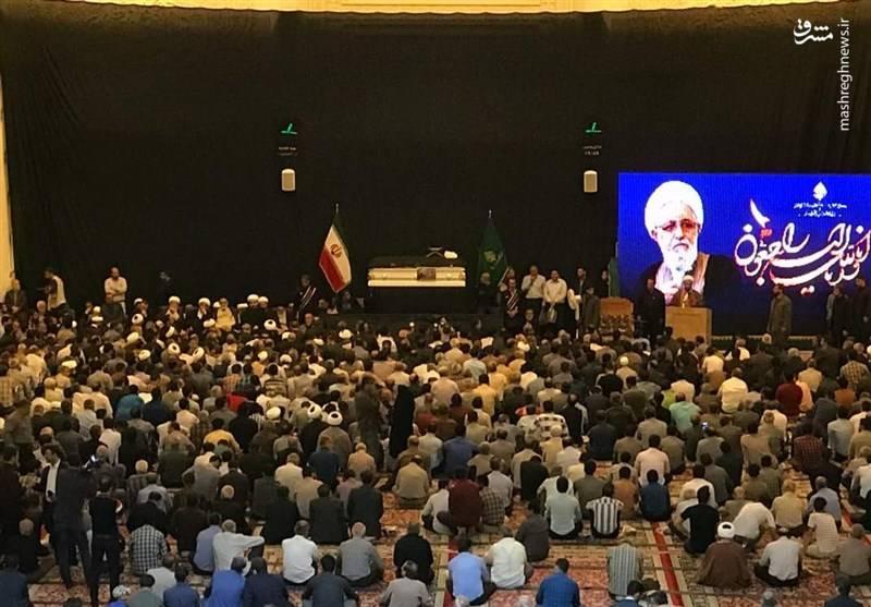 مراسم تشییع پیکر نماینده ولی فقیه در استان فارس ساعت 9 صبح چهارشنبه 19 اردیبهشت ماه در شیراز برگزار و مراسم خاکسپاری روز پنجشنبه در شهر قم انجام میشود.