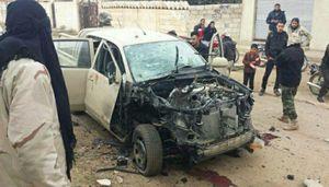 ترور سرکرده تروریستها در سوریه