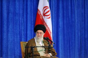 عکس/ حضور رهبر انقلاب در دانشگاه فرهنگیان