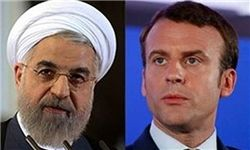 روحانی/ماکرون