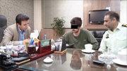 حکم قاتل «مارمولک نشان» صادر شد +عکس