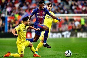 فیلم/خلاصه بازی بارسلونا 5 - 1 ویارئال
