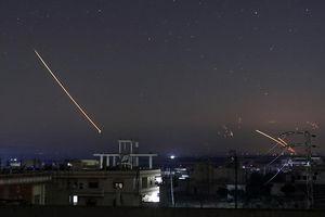 روایت المیادین از نبرد هوایی دیشب