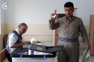 لغو انتخابات ریاستی در منطقه کردستان عراق