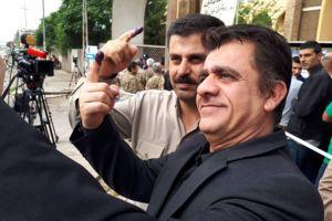 عکس/ برگزاری انتخابات عراق در منطقه کردستان