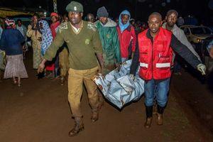عکس/ 47کشته بر اثر شکستن سد در کنیا