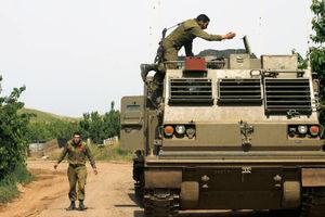 عکس/ آمادهباش اضطراری ارتش اسرائیل در مرز سوریه