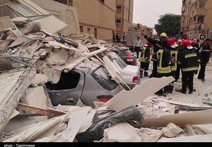 یکی از مصدومان حادثه انفجار گاز در اهواز فوت کرد