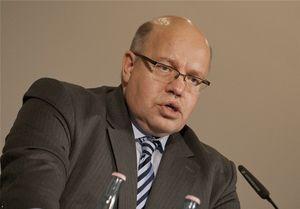 وزیر اقتصاد آلمان
