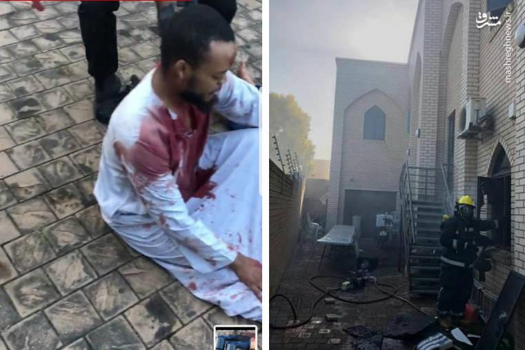 رسانههای آفریقای جنوبی از حمله به نمازگزاران حاضر در یک مسجد در نزدیکی پایتخت آفریقای جنوبی و به آتش کشیدن این مکان مقدس خبر میدهند.