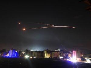 درگیری اسراییل و سوریه