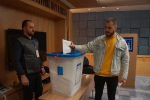 میزان مشارکت در انتخابات پارلمانی عراق