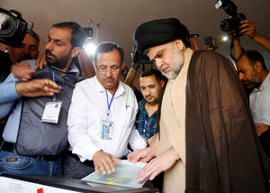 نتایج اولیه انتخابات عراق اعلام شد