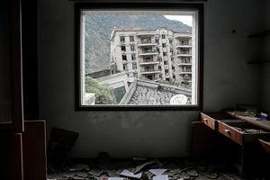 عکس/ ۱۰ سال بعد از زلزله سیچوان