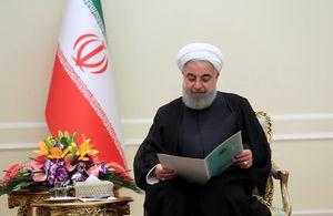 تبریک توییتری روحانی به زنان فوتسالیست +عکس