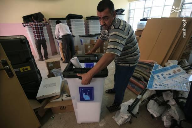 درهای مراکز اخذ رأی انتخابات پارلمانی عراق امروز(شنبه) به روی رأی دهندگان این کشور باز شد.