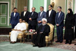 فیلم/روحانی:ادامه برجام با تضمین اروپاییها باقی میماند