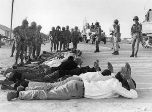 روزهای ابتدایی اشغال فلسطین