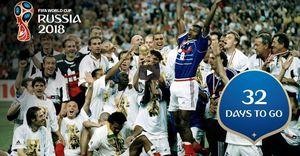 100 حقیقت جام جهانی - بخش 32