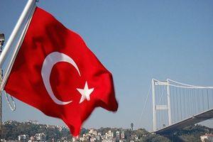 پرچم نمایه ترکیه