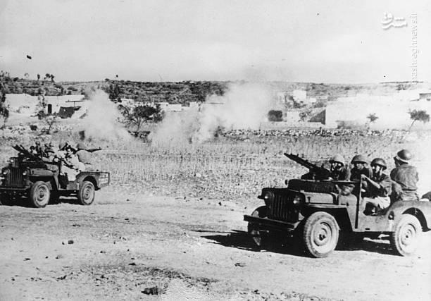 در دسامبر همان سال ارتش انگلیس با حمله به بیتالمقدس تلاش خود برای اجرای بیانیه را آغاز و مقدمات اشغال فلسطین را فراهم نمود.