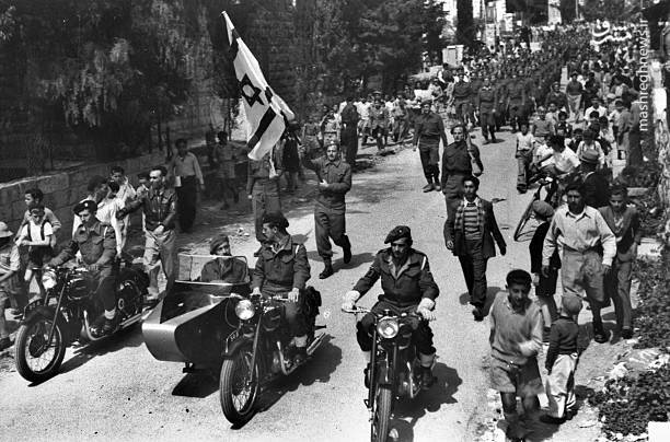 افسانه دوم این است که گفته می شود اسرائیل بیش از دو هزار سال قبل از سرزمین فلسطین، وجود داشته است. در سال 1897، سازمان صهیونیسم جهانی نخستین نشست خود را در بازل سوئیس برگزار کرد که طی آن «تئودور هرتسل» _بنیانگذار صهیونیسم مدرن_ اصول ایجاد یک کشور یهود را مطرح نمود.  وی نهایت تلاش خود را برای جلب حمایتهای بینالمللی بخصوص انگلیس انجام میداد. صهیونیستها این نشست را نشان موجودیت دیرینه خود می دانند.