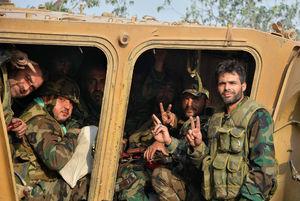 نفس تروریستهای داعش در حجرالاسود به شماره افتاد/ غرب اردوگاه یرموک به آغوش فلسطینیان بازگشت+ تصاویر و نقشه میدانی