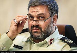 واکنش رئیس پلیس ناجا به ماجرای ایرانشهر