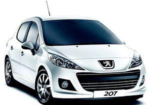 قیمت خودرو پژو 207